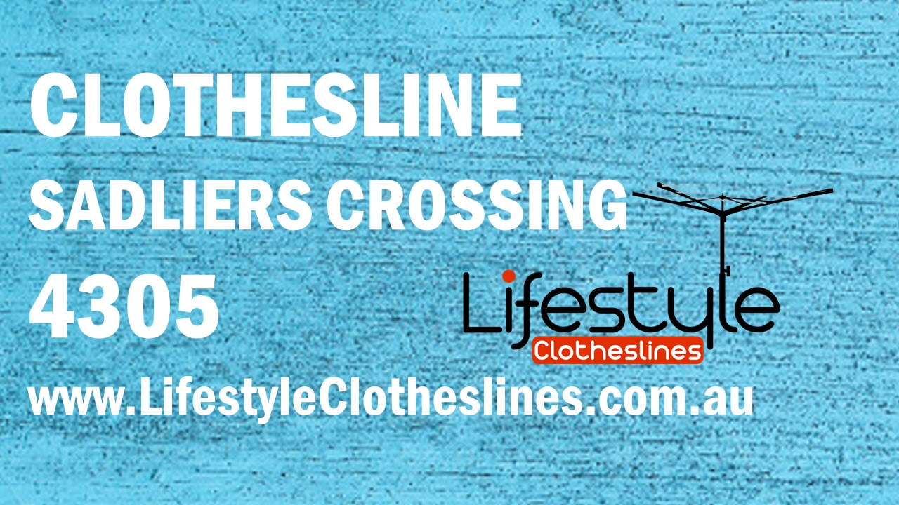 Clothesline Sadliers Crossing 4305 QLD