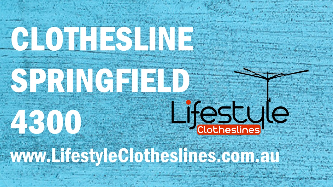 Clothesline Springfield 4300 QLD