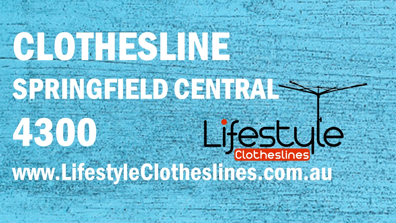 Clothesline Springfield Central 4300 QLD