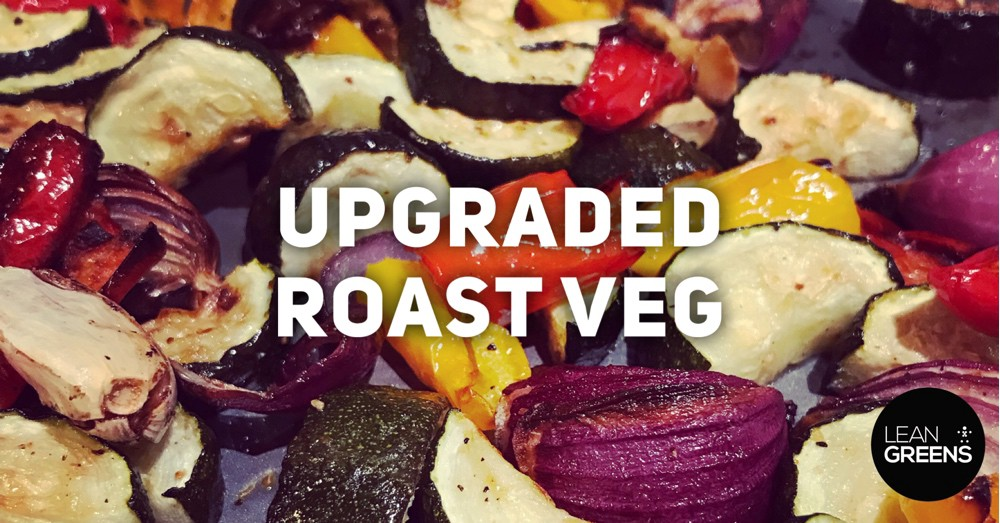 How to upgrade your roast vegetables