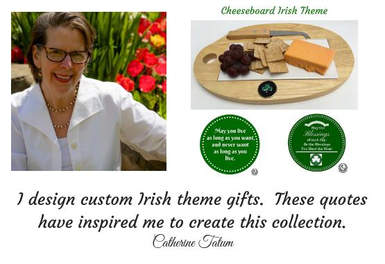 Click to receive Irish Quotes