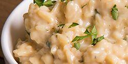 Creamy Chicken Flavored Rice