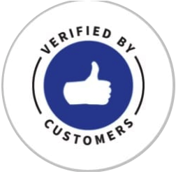 Verified by Customers Badge