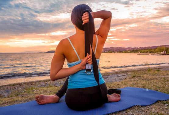 Shantihi Yoga Mat