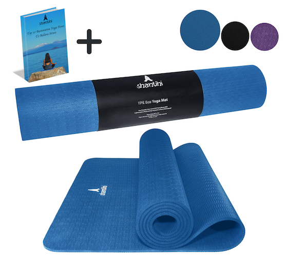 Shantihi Eco Yoga Mat