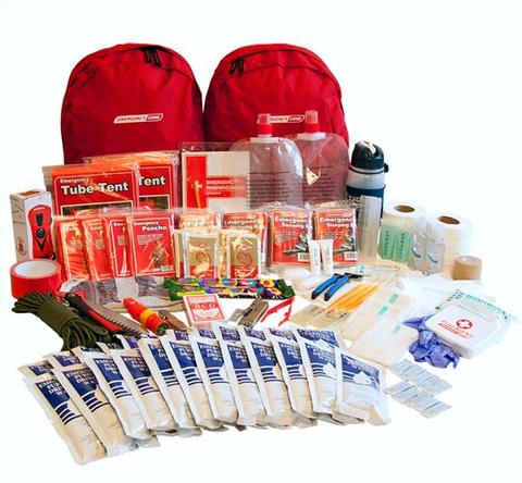 Premium Family Survival Kit