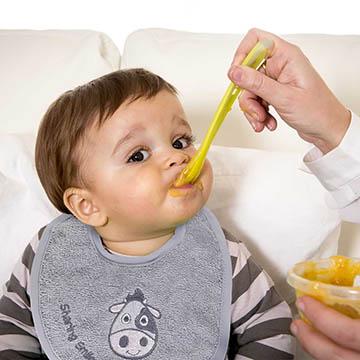 Baby Lätzchen bib bio baumwolle organic GOTS kBA Schlabberlatz kuh stickerei saugstark minky mooh