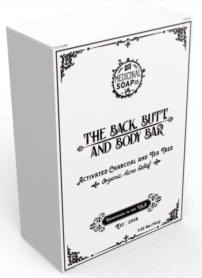 Medicinal Soap Co Bar