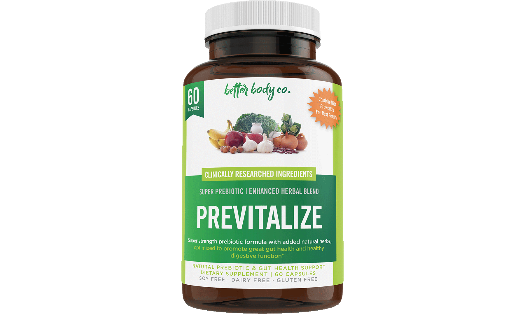 1 Bottle Previtalize