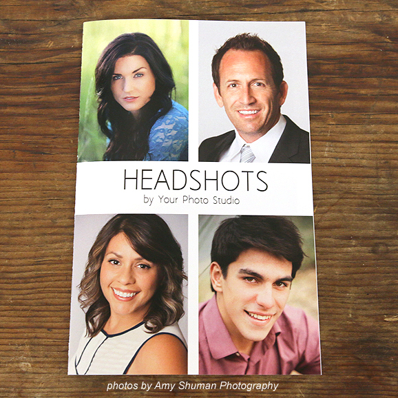 Headshots Photography Welcome Guide