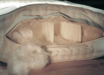 Kapok natur matratze bio baumwolle kba kapokfüllung naturbelassen nachfüllbar kammer.jpg