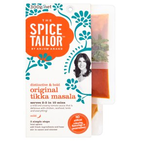 Spice Taylor Curry Sauce