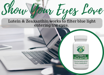 Heyedrate Lutein and Zeaxanthin Vision Supplement