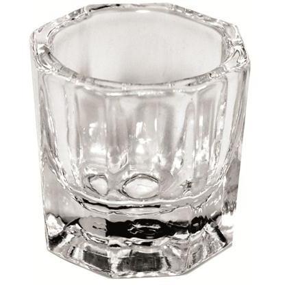 glass mixing dish