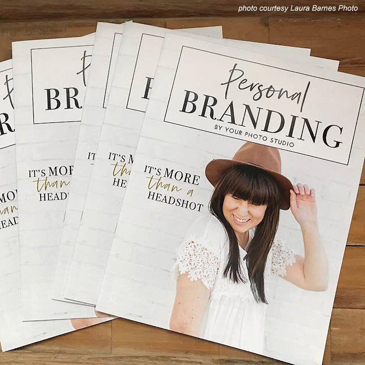 Personal Brand Photography Marketing