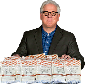 This is the emergency food I trust and use - Glenn Beck.