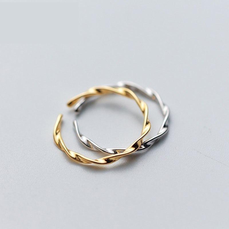 Olivia Twist Ring