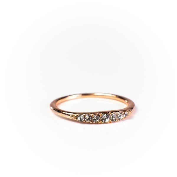 Kathleen Stack Ring