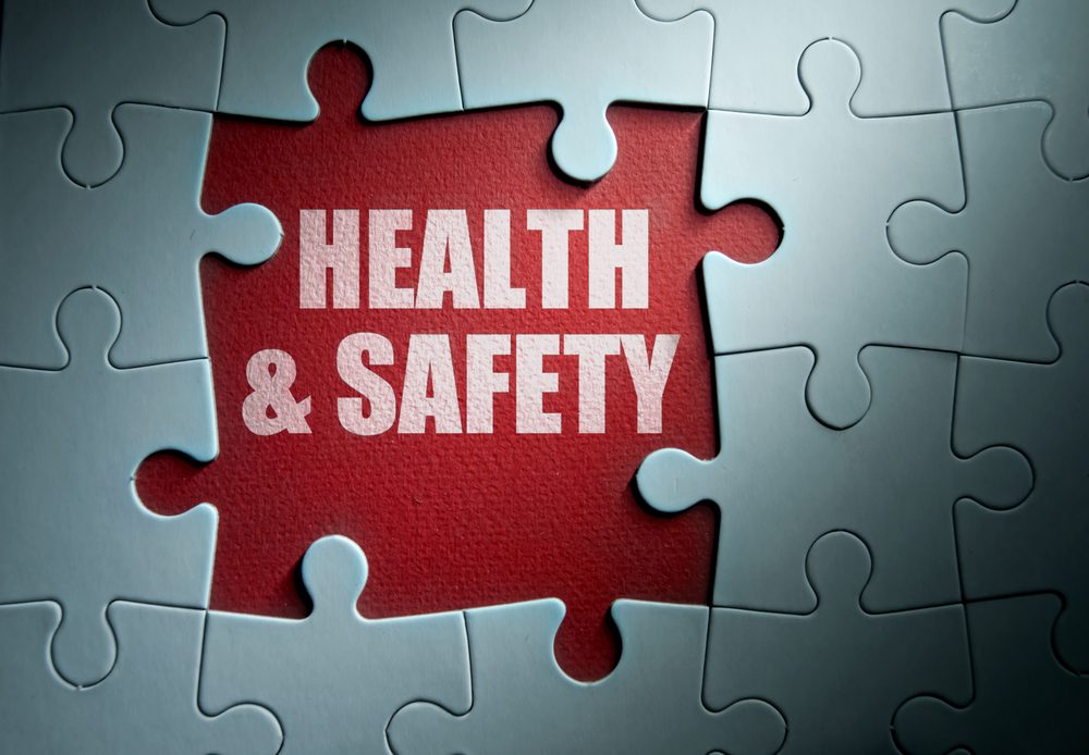 Health and safety secrets