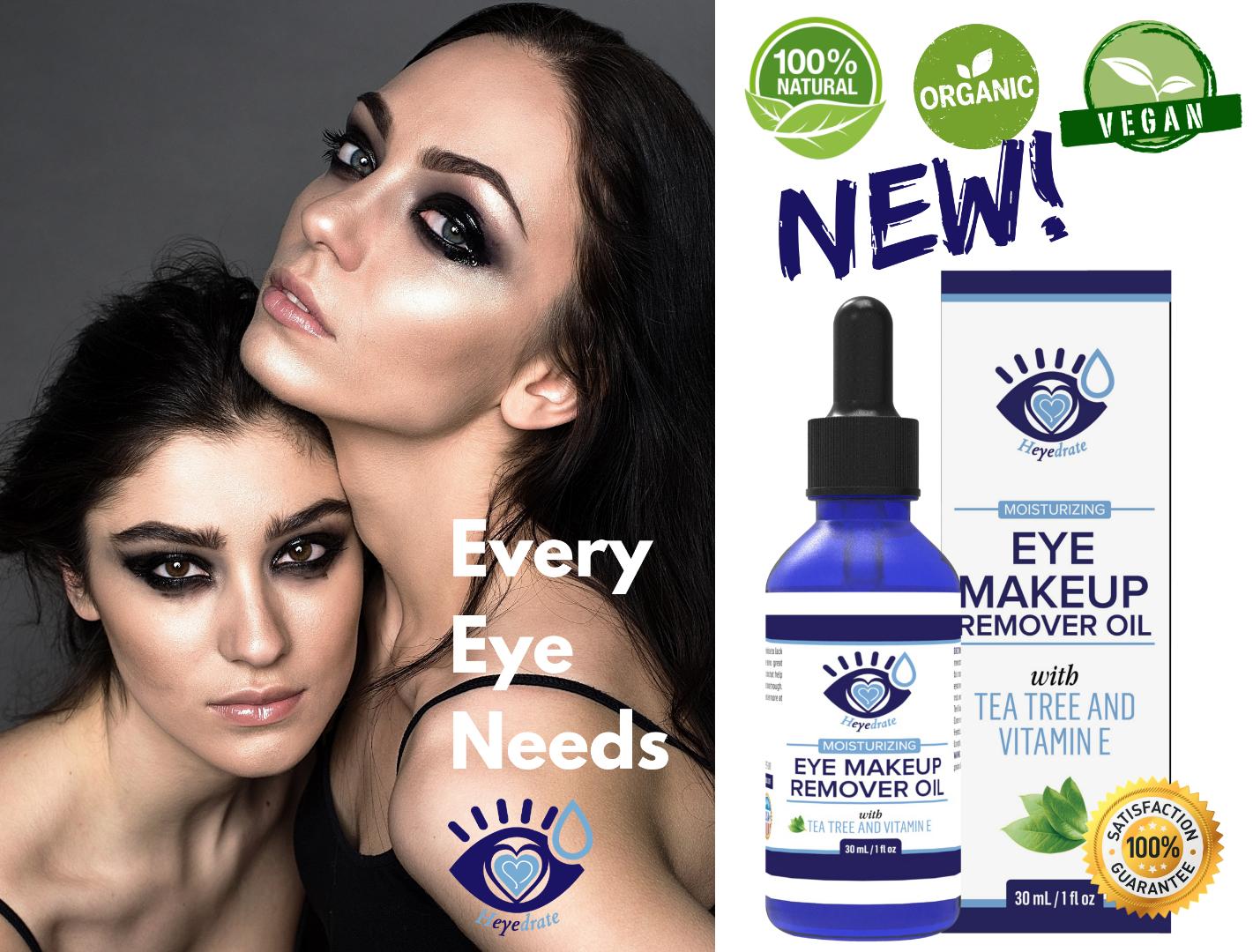 Heyedrate Eye Makeup Remover