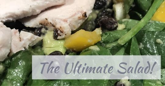 Upgrade your salad