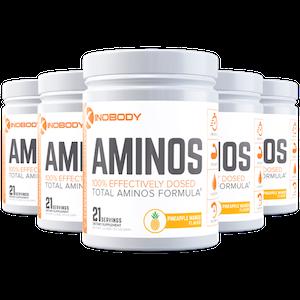 Kinobody Aminos 6 Bottles