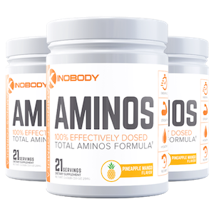 Kinobody Aminos 3 Bottles