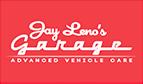 Jay Leno's Garage Logo