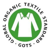 gots logo quer bio baumwolle minky mooh strickdecke