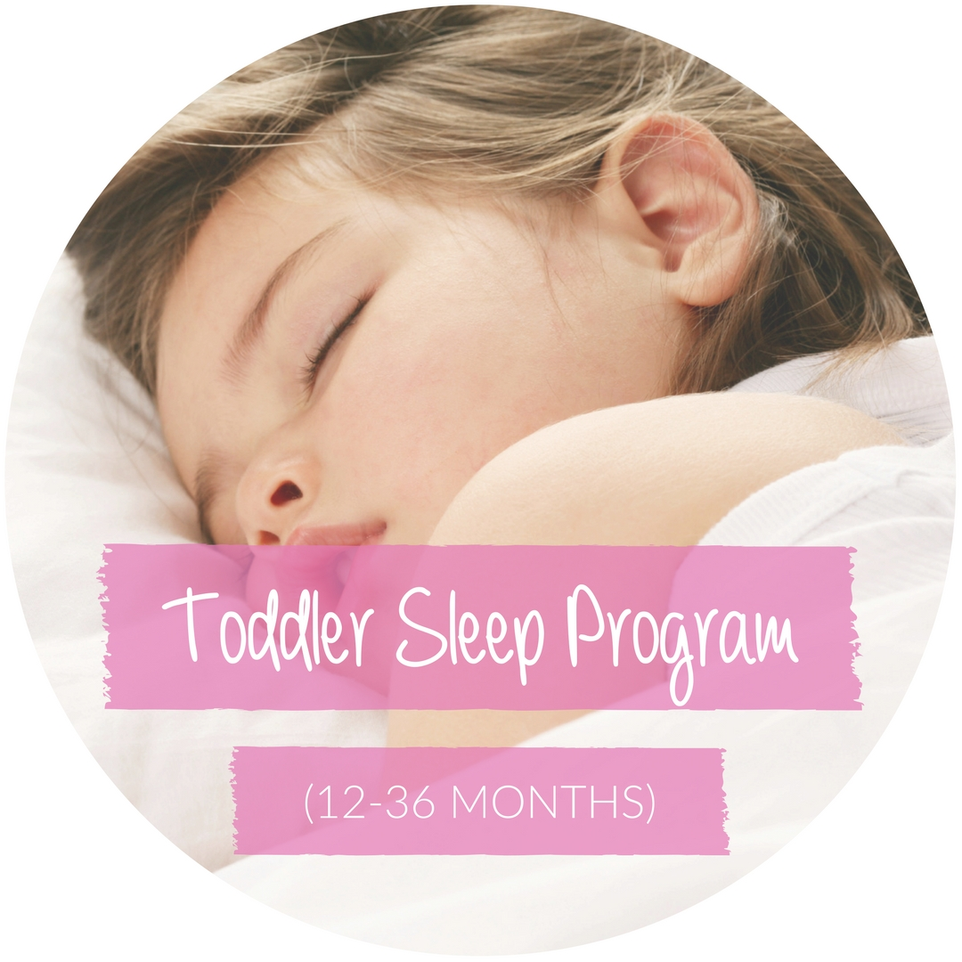 Toddler Sleep Program