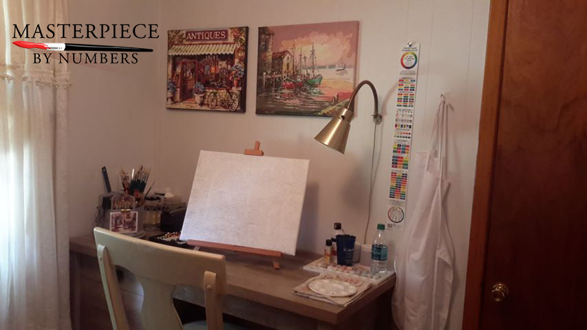 Paint By Numbers - Lisa Smith's Happy Place