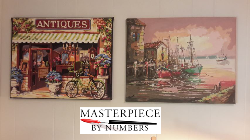 Paint By Numbers - Lisa Smith's Paintings