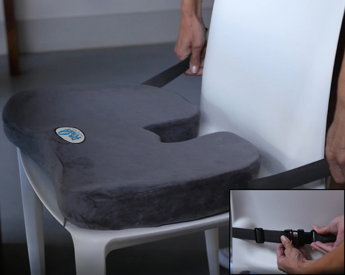 dr tushy seat cushion for back pain