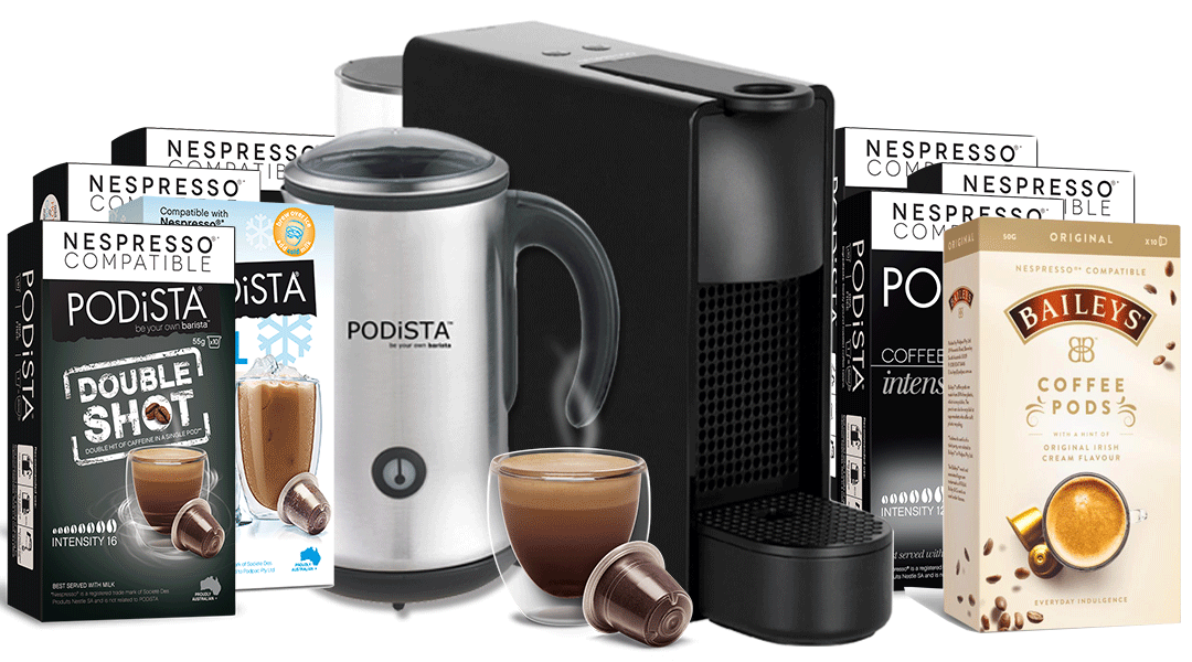 Free Nespresso Machine With Nespresso Pods