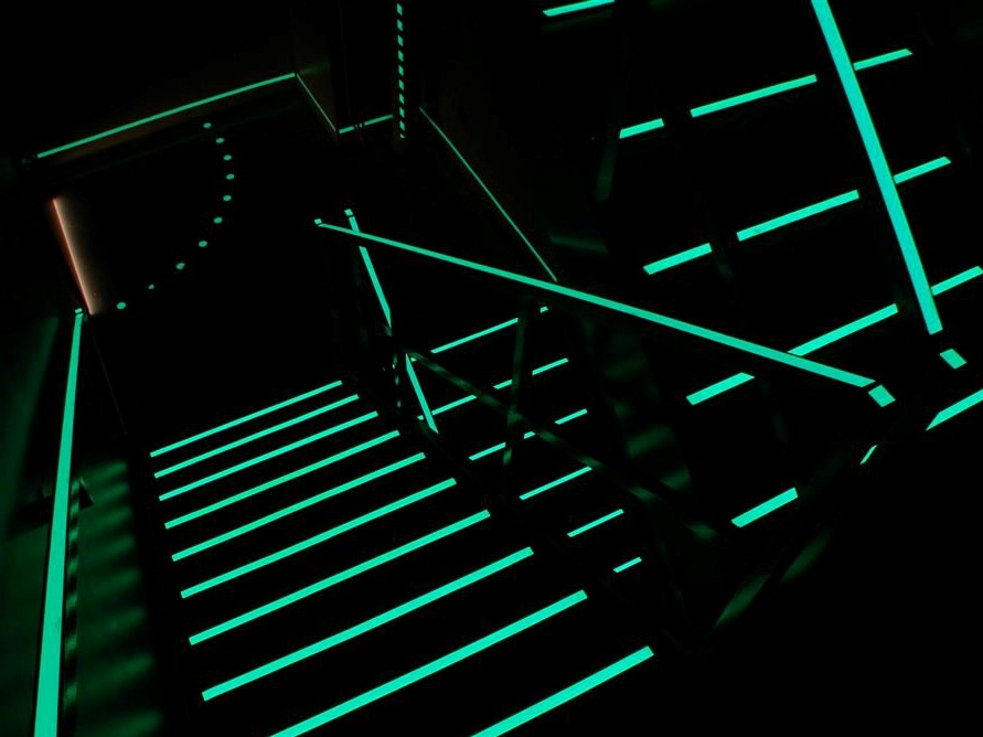 Glo Brite Egress Markings