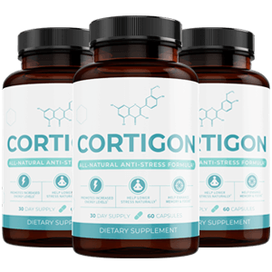 Cortigon 3 Bottles