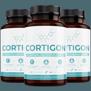 Cortigon 3 Bottles