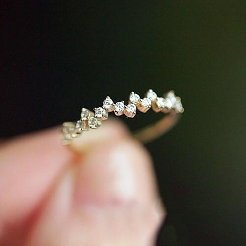 Esther Cluster Ring