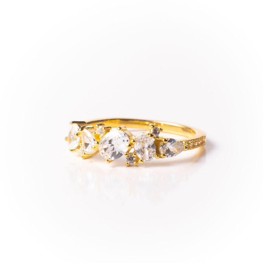 Sabrina Sparkle Ring