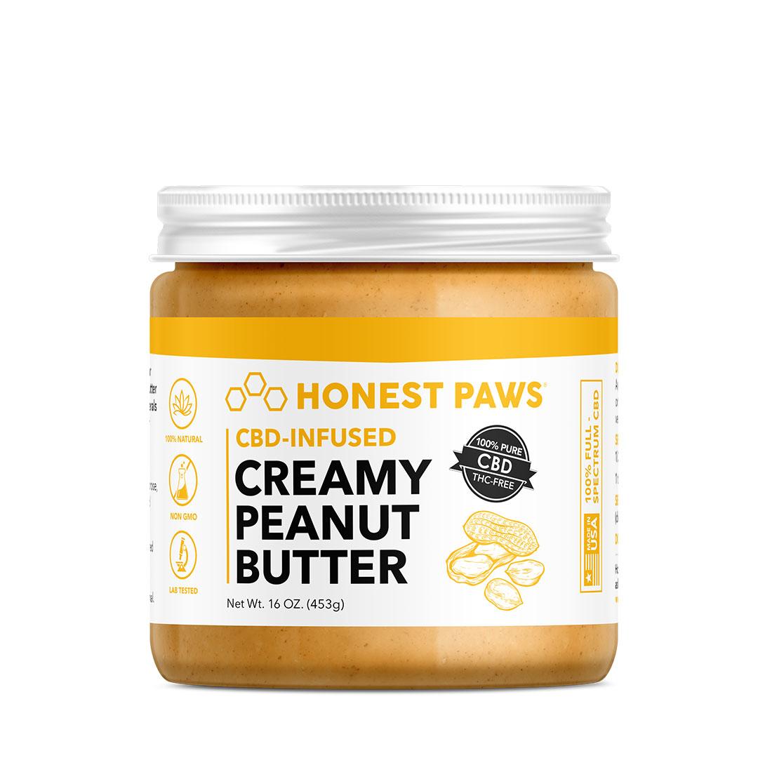 CBD Oil Infused Peanut Butter
