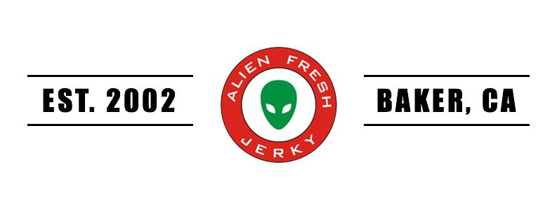 Alien Fresh Jerky - Baker CA