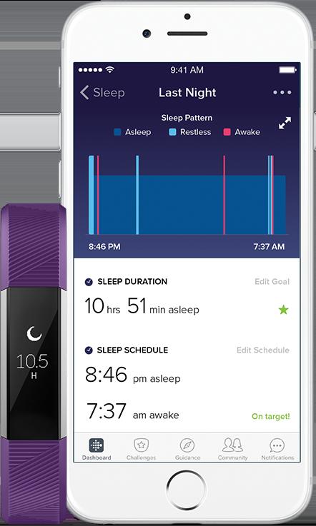 Fitbit Ace App
