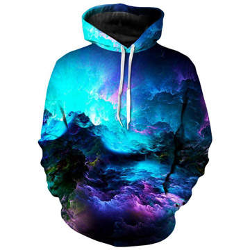 Dream Waves Unisex Hoodie