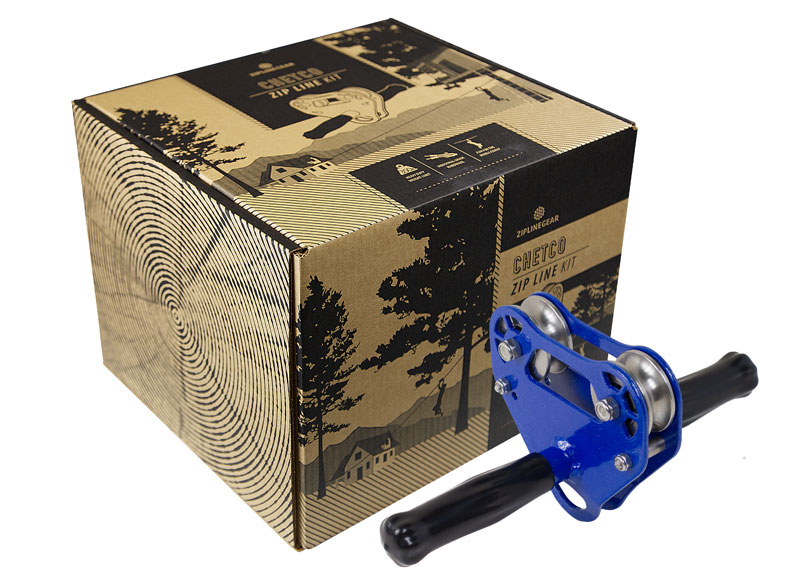 Chetco Zip Line Kit & Spring Brake