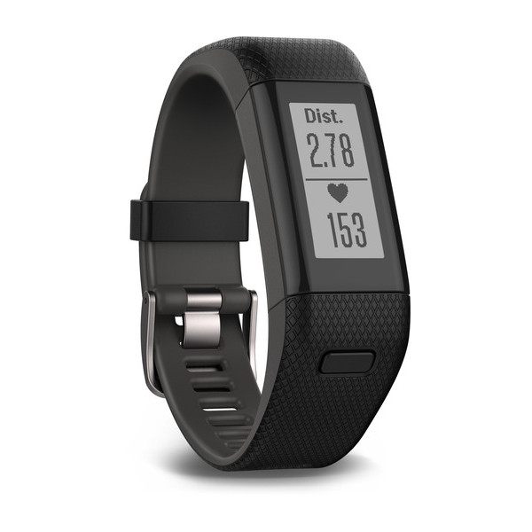 Garmin vivosmart plus + gps