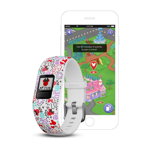 Vivofit JR Mini Mouse