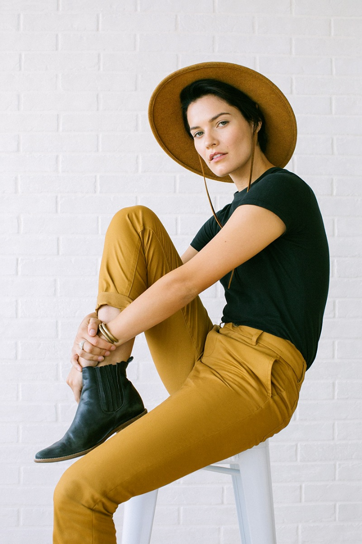 Women's Chino Pants | The Transit Chino Peru