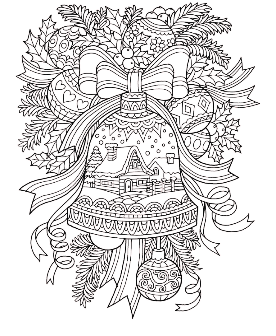 santa's workshop coloring pages - Google Search | Coloring pages ... | 1080x889