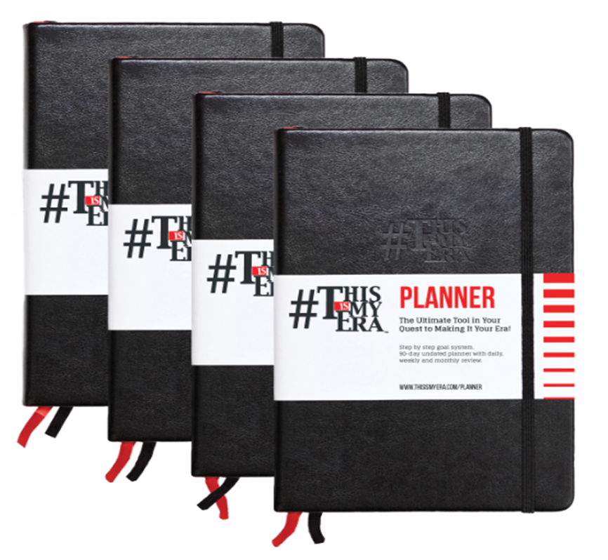 This Is My Era Planner - 4 Pack