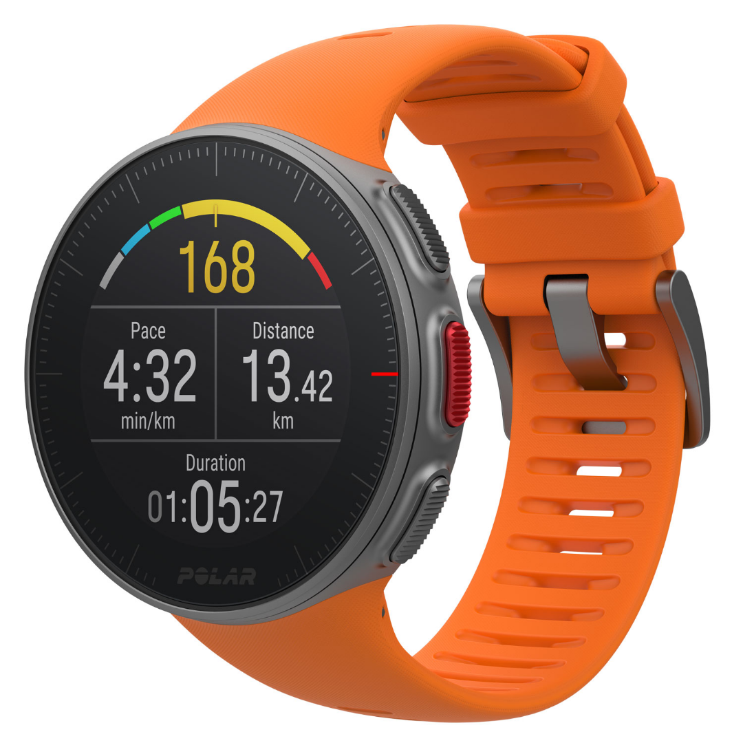 Polar Vantage V GPS Watch Orange